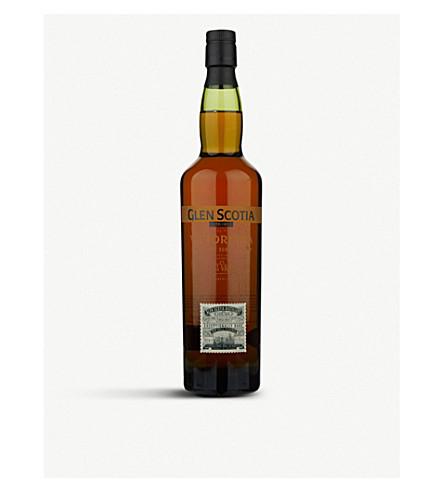 WORLD WHISKEY Glen Scotia Victoriana single malt Scotch whisky 700ml