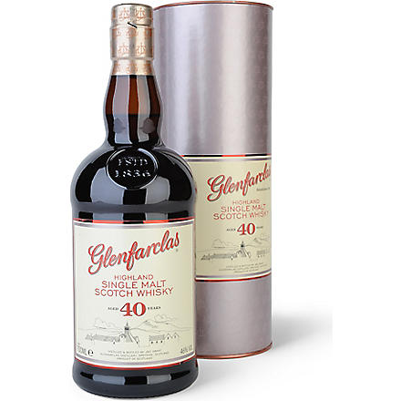 GLENFARCLAS 40 year old 700ml