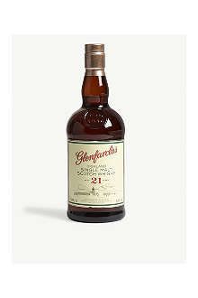 GLENFARCLAS 21 year old single malt whisky 700ml