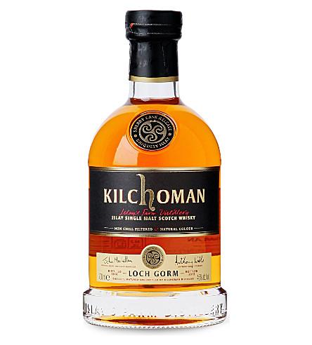 KILCHOMAN Kilchoman loch gorm whisky 700ml