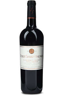 NONE Robert Sinskey Cabernet Franc 2010 750ml
