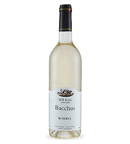 NEW HALL Bacchus Reserve 750ml