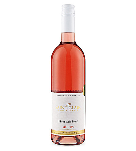 NEW ZEALAND Pinot Gris Rose 2013 750ml