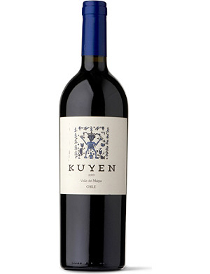 CHILE Kuyen Syrah Cabernet 750ml