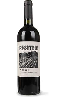 MATIAS RICCITELLI Vineyard Selection Malbec 2011 750ml