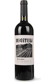 MATIAS RICCITELLI Vineyard Selection Malbec 2011 750ml