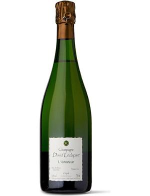 DAVID LECLAPART Cuvée L'Amateur 2006 750ml