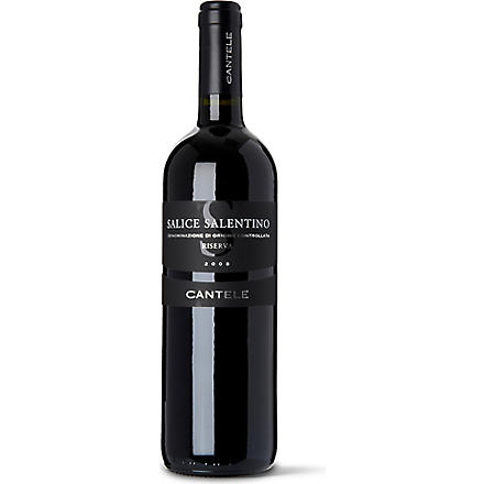 Salice Salentino Reserva 750ml