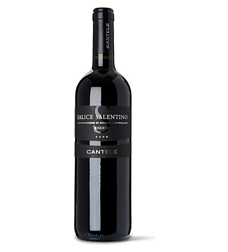 ITALY Salice Salentino Reserva 750ml