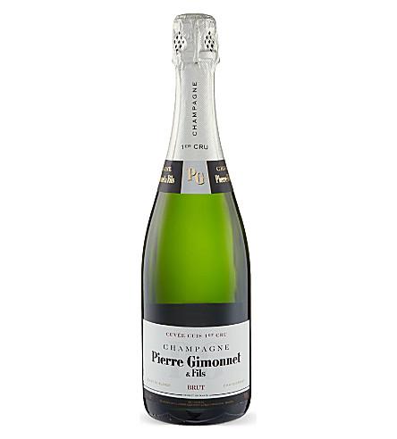 PIERRE GIMONNET Gimonnet Cuis 1er Brut champagne 750ml