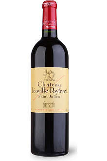 CHATEAU LEOVILLE POYFERRE Saint Julien kosher red wine 750ml