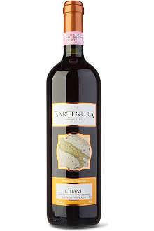 Chianti red wine 750ml