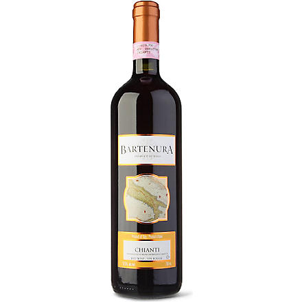 BARTENURA Chianti red wine 750ml