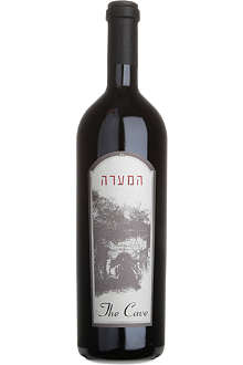 THE CAVE Kosher red wine 750ml