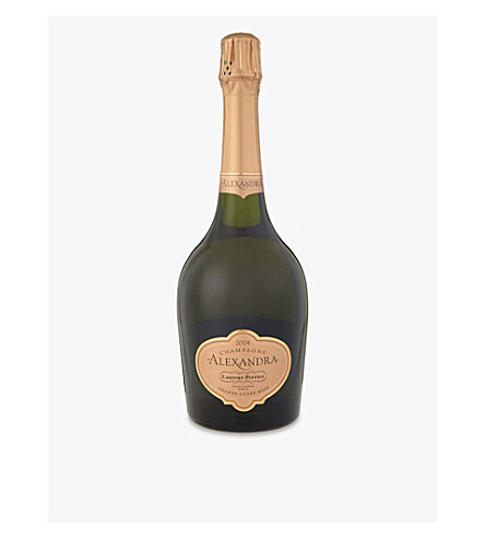 LAURENT PERRIER Cuvée Alexandra 2004 rosé 750ml