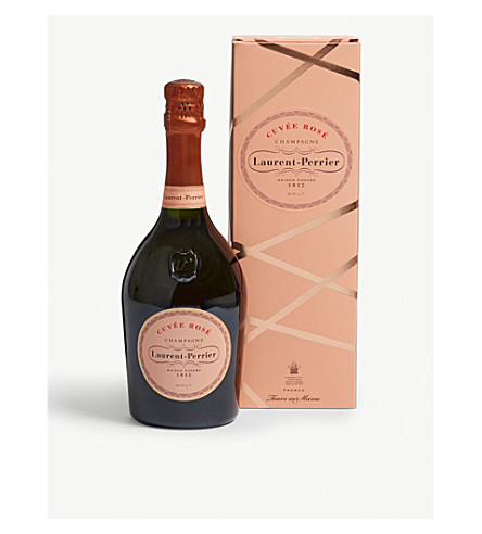 LAURENT PERRIER Brut Rosé NV 750ml