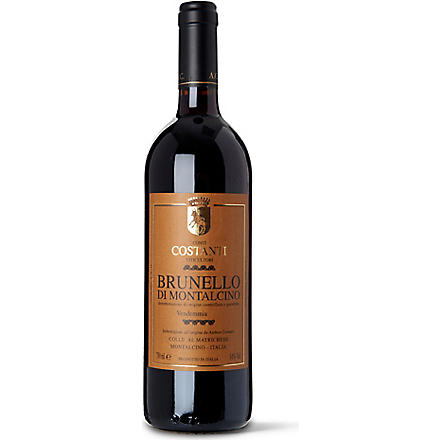 CONTI COSTANTI Brunello di Montalcino 2007 750ml