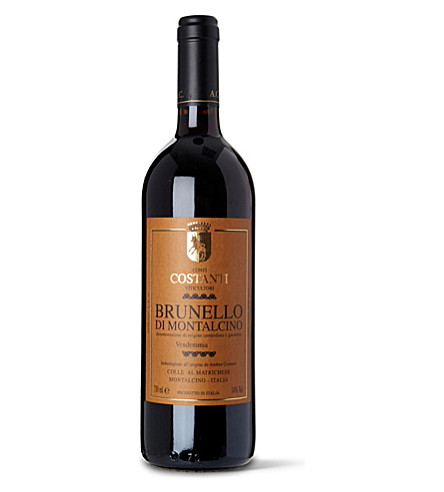 TUSCANY Brunello di Montalcino 750ml