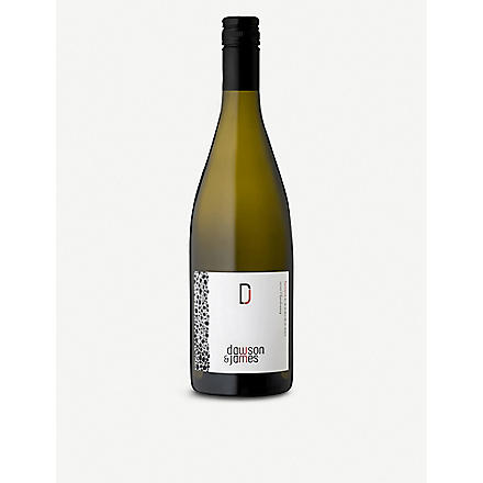 DAWSON & JAMES Chardonnay 2010 750ml