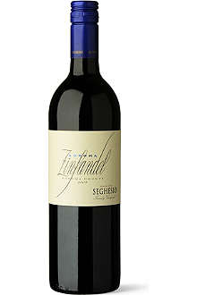 SEGHESIO Sonoma County Zinfandel 2008 750ml