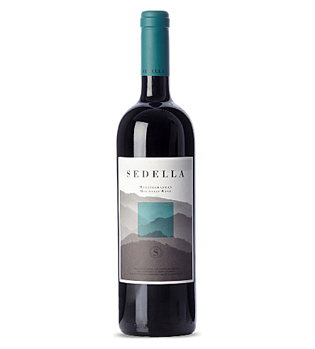 SPAIN Mediterranean Mountain Wine 750ml