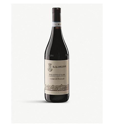 PIEDMONT Dolcetto d'Alba, 'Coste et Fossati', Vajra 750ml