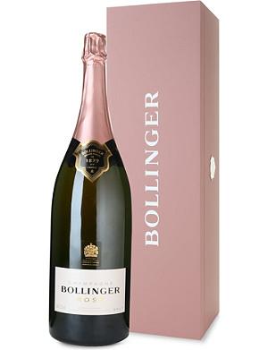 BOLLINGER Brut rose champagne 3000ml