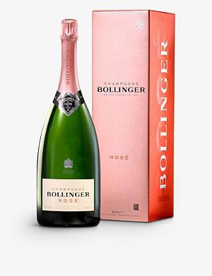 BOLLINGER Rosé NV magnum 1500ml
