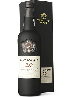TAYLOR'S 20 YO Tawny port 750ml