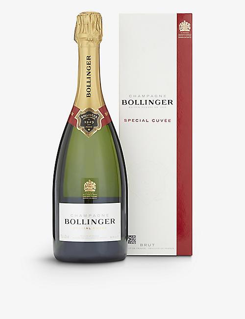 BOLLINGER: Bollinger Special Cuvée champagne 750ml