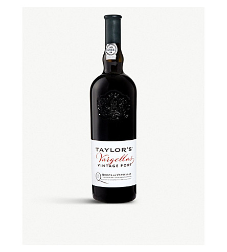TAYLORS Vargellas 2001 vintage port 750ml