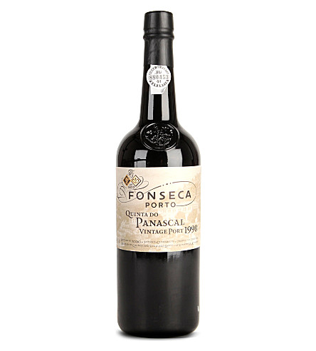 FONSECA Quinta do Panascal Vintage Port 1998 750ml