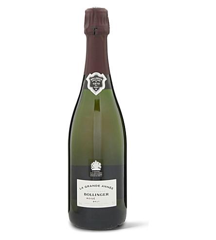CHAMPAGNE Bollinger Rosé 750ml