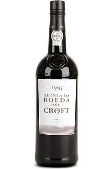 CROFT Roeda vintage Port 1997 750ml