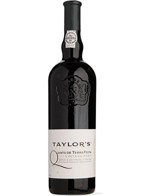 TAYLOR'S Terra Feita Vintage Port 1999 750ml