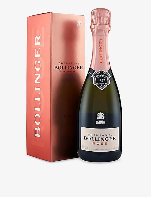 BOLLINGER: Rose champagne 375ml