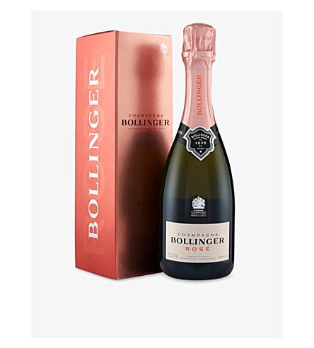 BOLLINGER Rose champagne 375ml