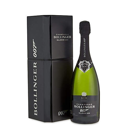BOLLINGER James Bond Spectre Bollinger 750ml