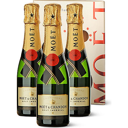 MOET ET CHANDON Brut Imperial gift pack 200ml