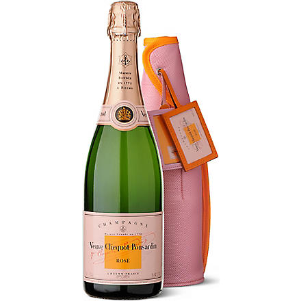 VEUVE CLICQUOT Rosé ice jacket 750ml