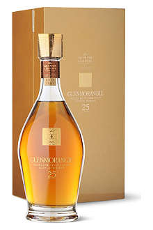 GLENMORANGIE New World 25 year old 700ml