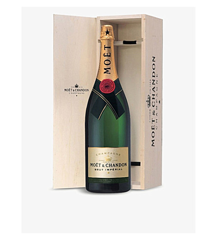 MOET ET CHANDON Brut NV Jeroboam 3000ml