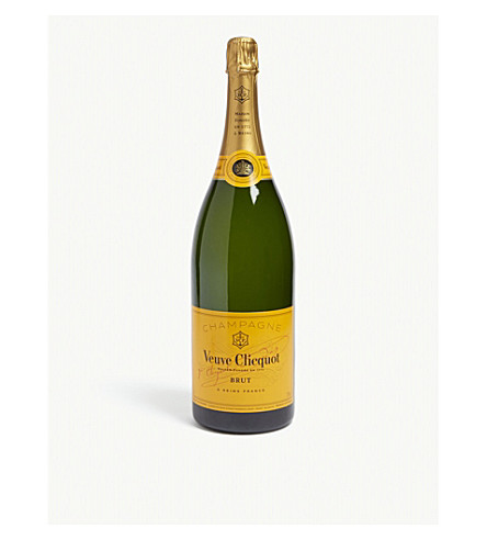 VEUVE CLICQUOT NV Jeroboam 3000ml