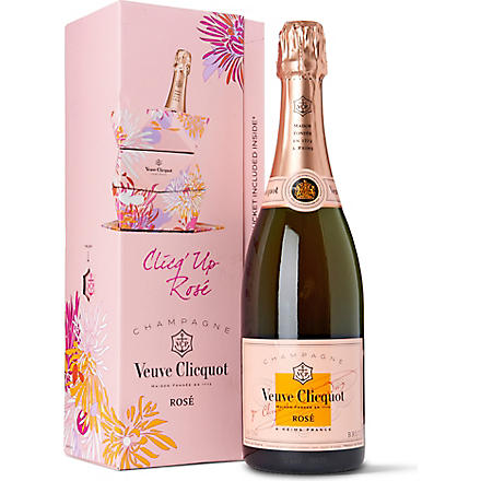 Clicq'Up Rosé Brut NV 750ml
