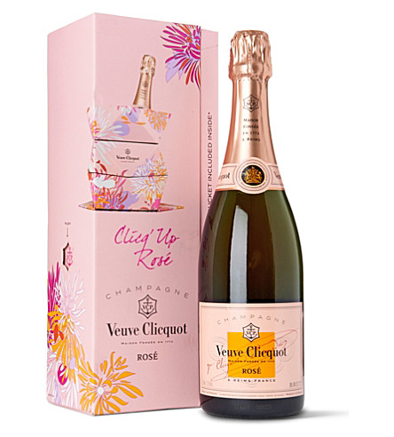 VEUVE CLICQUOT Clicq'Up Rosé Brut NV 750ml
