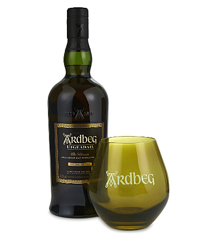 ARDBEG Uigeadail glass pack 700ml