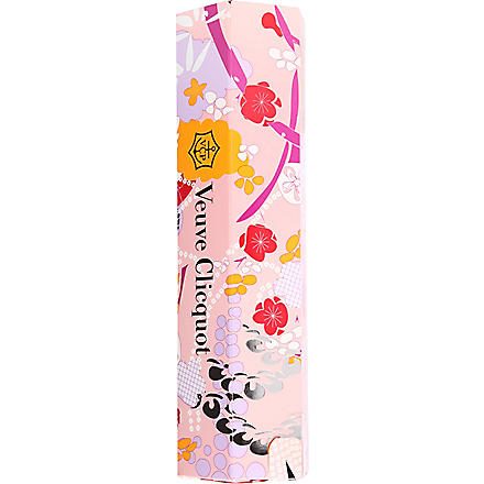 VEUVE CLICQUOT Shakkei Rosé NV 750ml