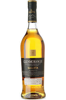 GLENMORANGIE Ealanta single malt Scotch whisky 1993 vintage 700ml
