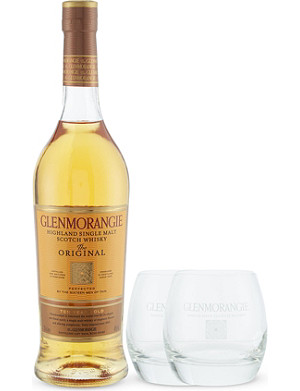 GLENMORANGIE Frame glass pack 700ml
