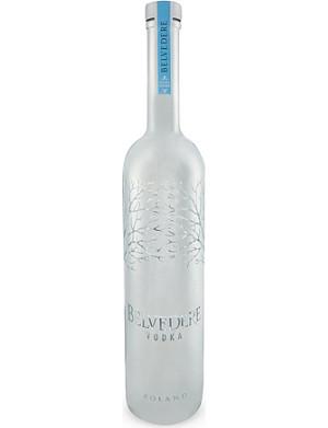 BELVEDERE Silver Saber vodka 1750ml